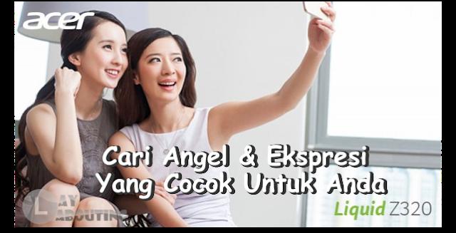 Cari Angel & Ekspresi Yang Cocok Untuk Anda