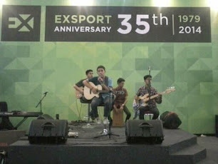 LIVEUSED di Exsport Anniversary 35 Thn. 2014