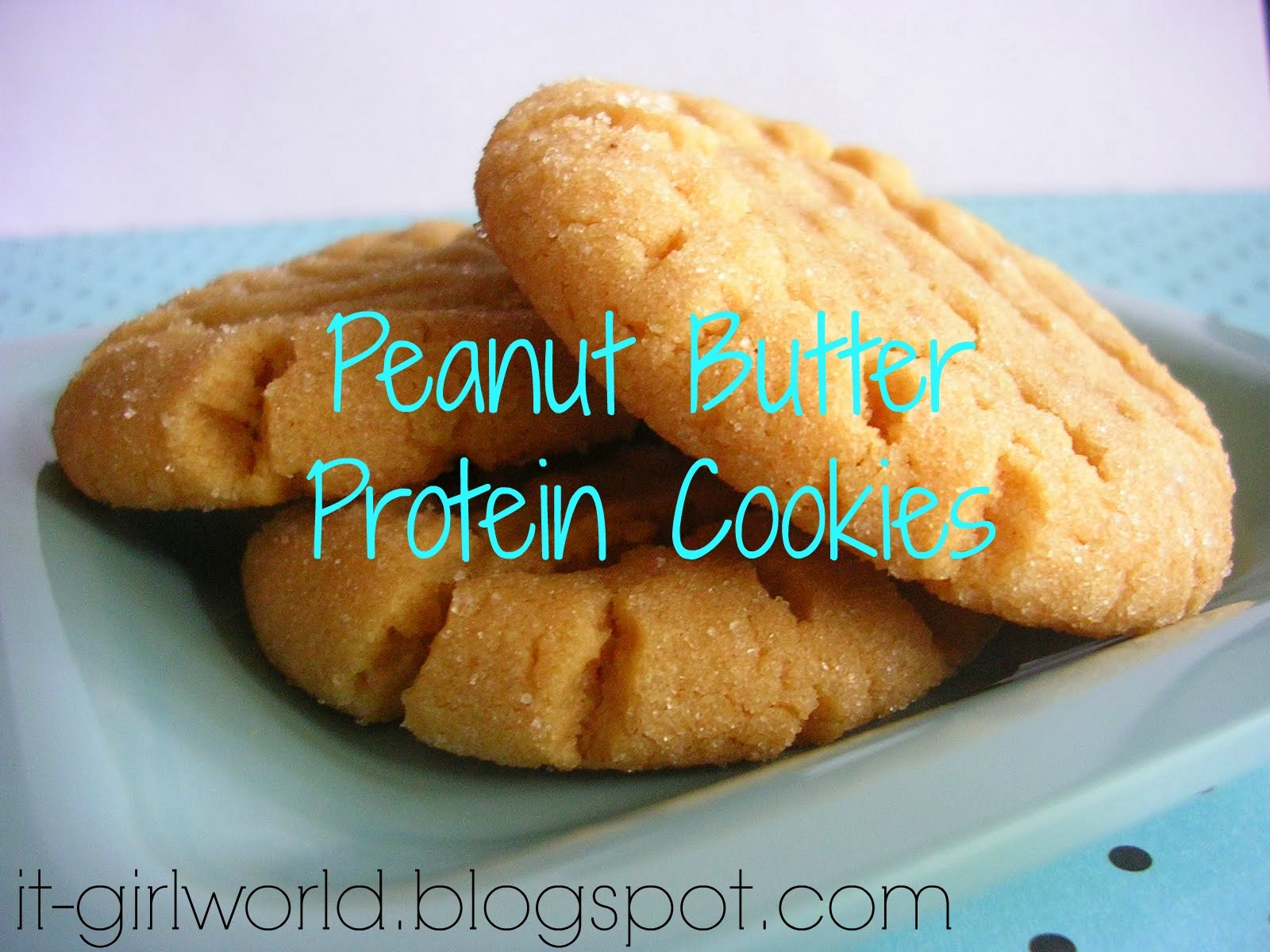 Goddess Rising: Peanut Butter Protein Cookie