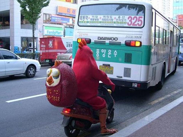 Delivery Service Employee