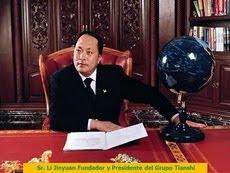 SR.LI JINYUAN-FUNDADOR Y PRESIDENTE