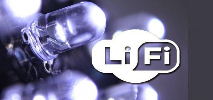 Koneksi Internet Dengan Kecepatan 100 Gbps dengan Lifi