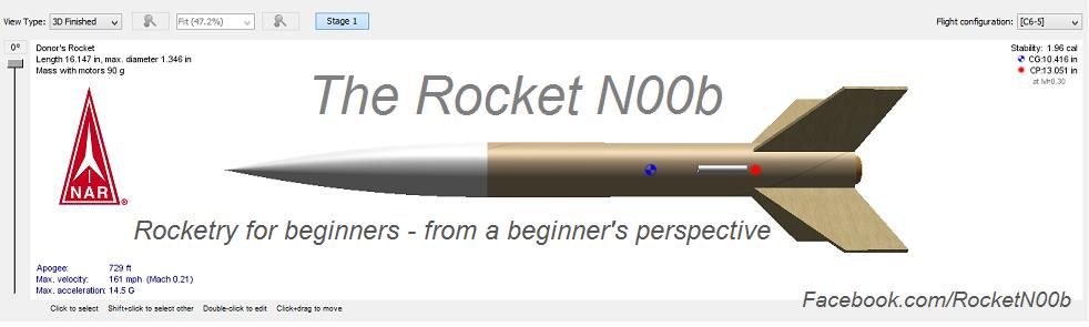The Rocket N00b