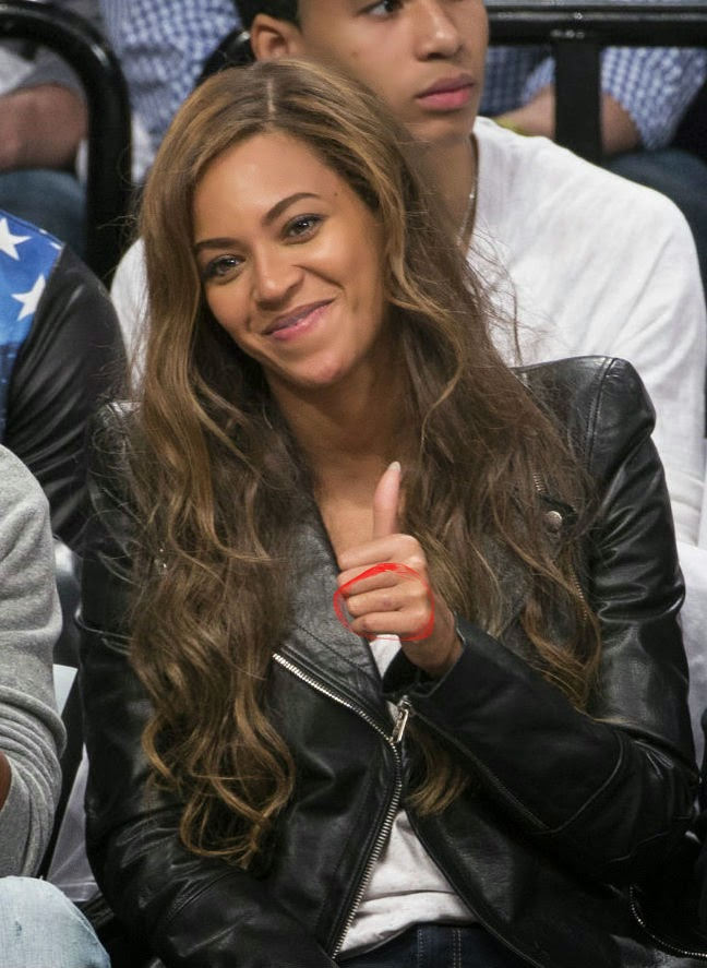 Beyonce Tattoo Ring Finger Meaning