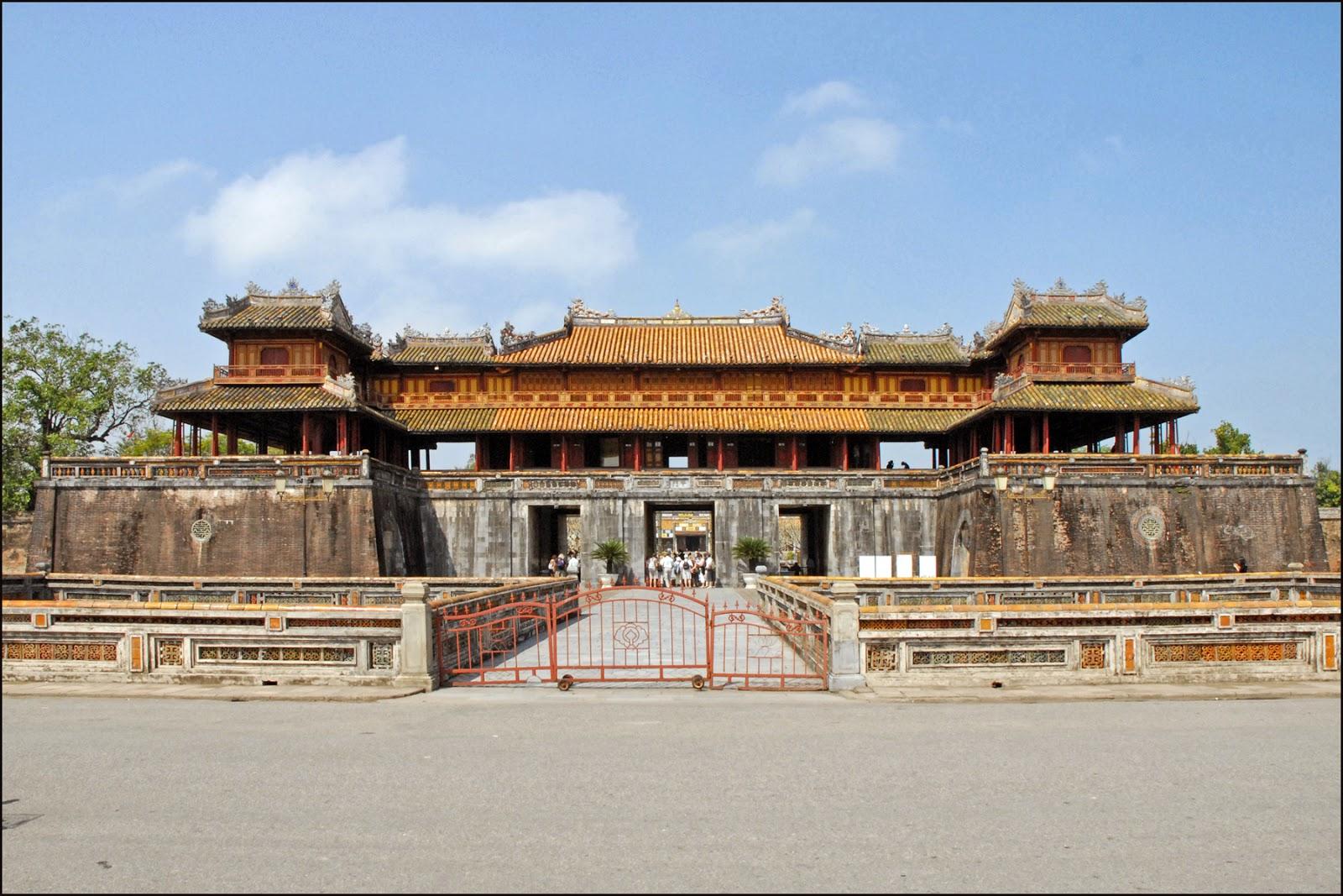 Императорский Дворец Хью