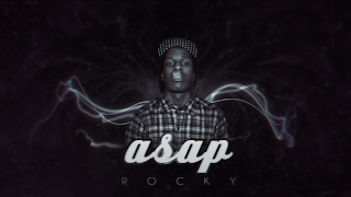 wall paper hip hop - asap rocky