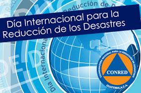 2do. Miércoles de octubre - Día Internacional de la Reducción de los Desastres