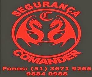 Segurança Comander (clique na imagem e acesse nosso Blog)