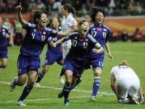 Japan, The Women's Champion  World Cup 2011