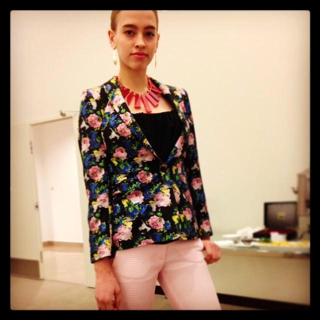 Neiman Marcus Spring Summer 2014 Floral Trend