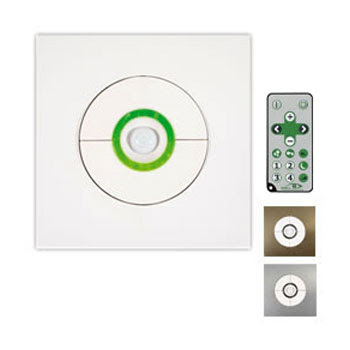 The CP Electronics GI1DPC Green-I single dimmer with PIR - energy saving device