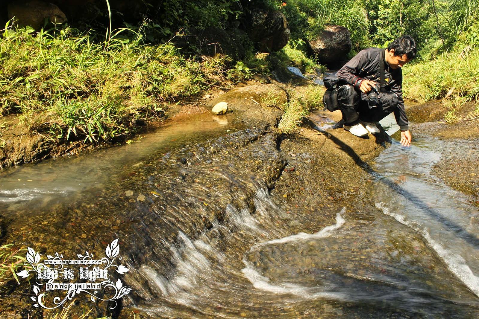 bermain air di banyunibo