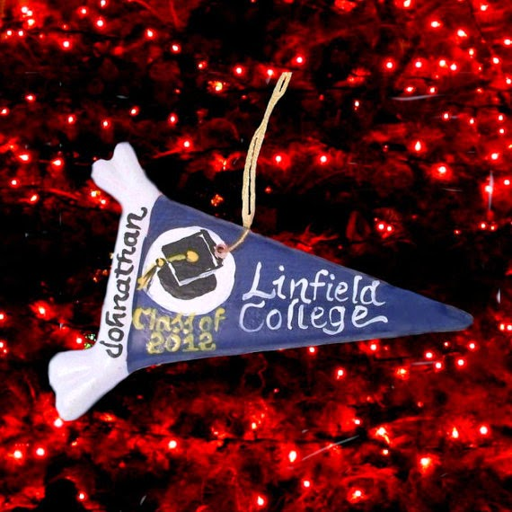graduation tree ornament