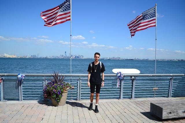 me at staten island