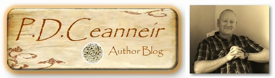 P.D.Ceanneir Author Blog