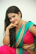 Anusha half saree photos gallery-thumbnail-11
