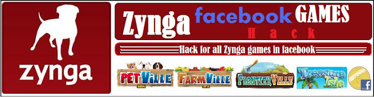 HACK ZYNGA GAMES IN FACEBOOK