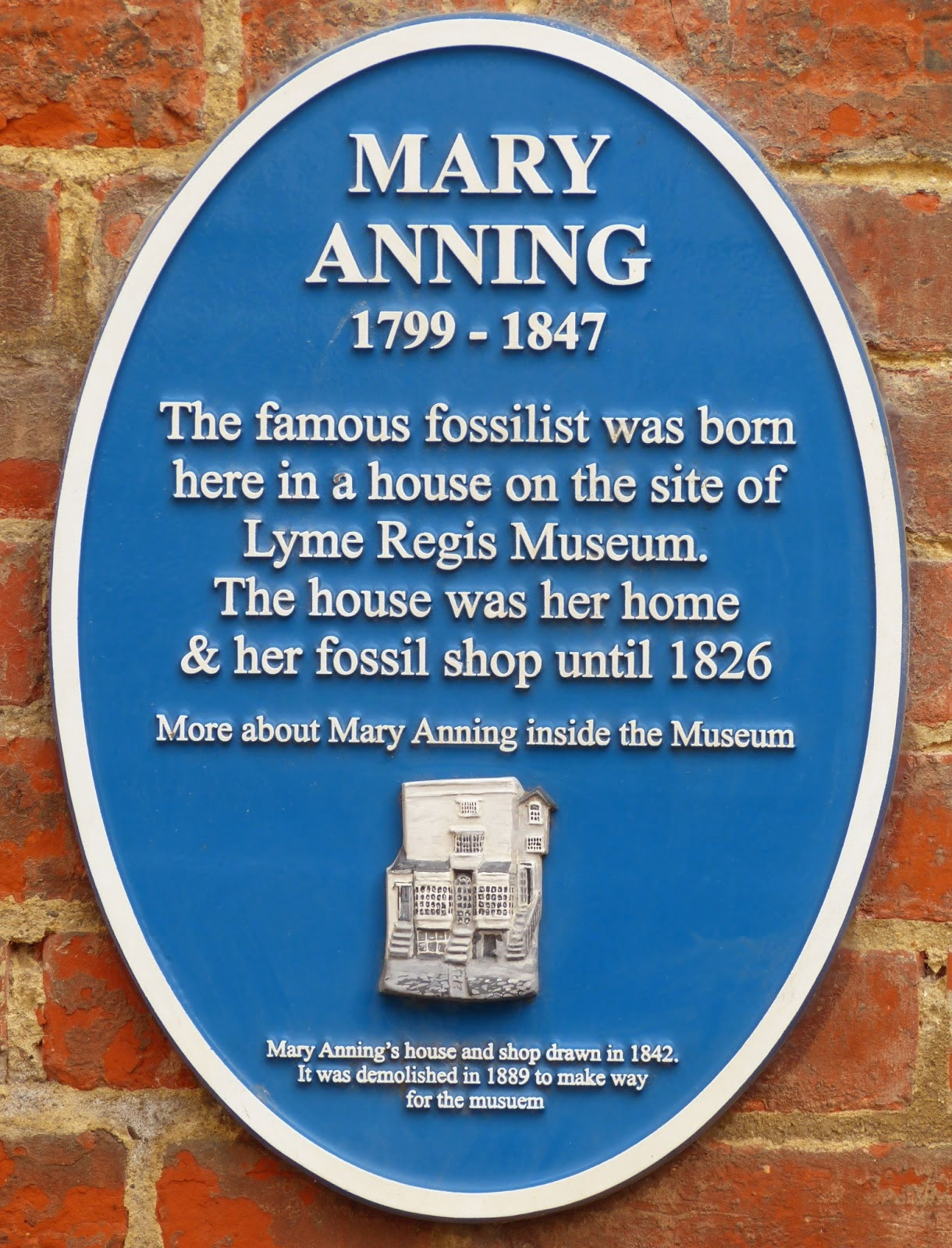 Mary Anning 1