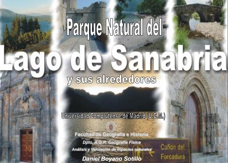 Información general del PN Lago de Sanabria y alrededores