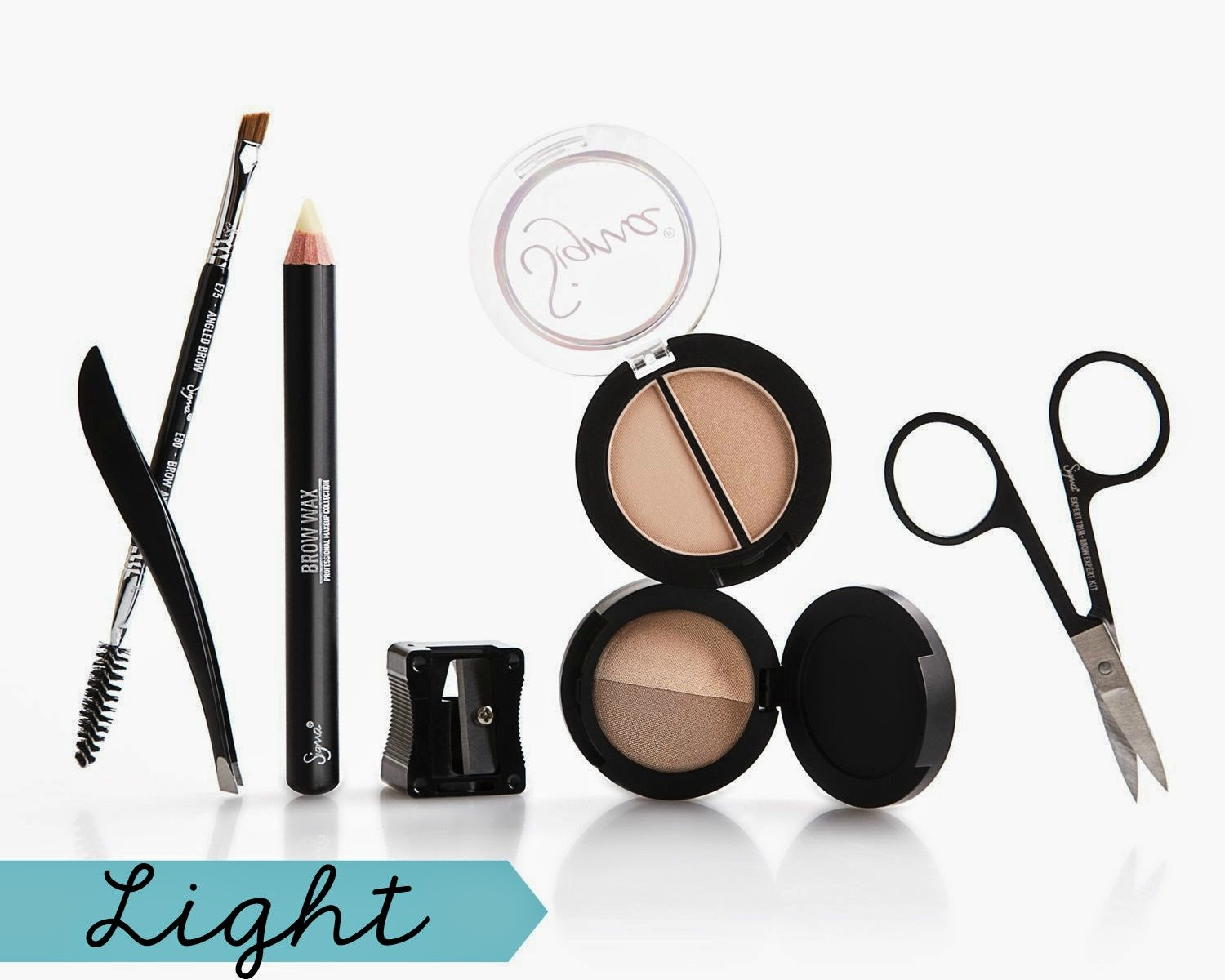 Sigma Brow Expert Kit in Light — A Modern Mrs.