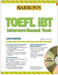 Barron's TOEFL IBT: Internet-based Test - Pamela J. Sharpe, Ph.D.