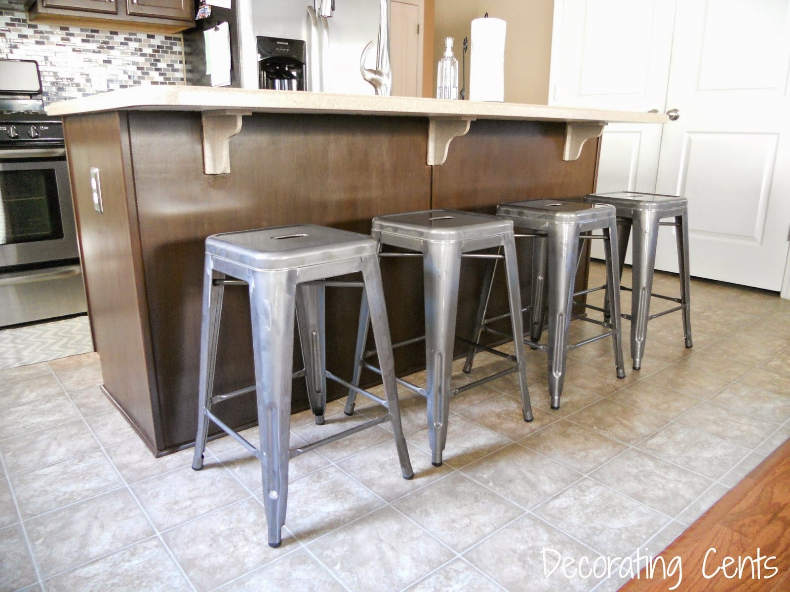 Decorating Cents Kitchen Bar Stools
