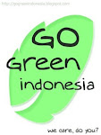 Go Green Indonesia !