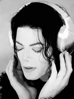 Michael Jackson Scream Headphones