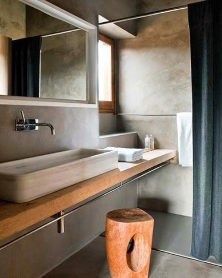 Arquitetando ideias banheiro pequeno estreito algumas for Small 3 piece bathroom design