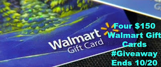 Enter the Dropprice Walmart Gift Card Giveaway. Ends 10/20