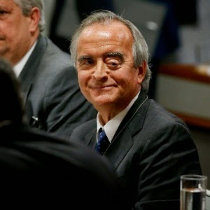 Propina na Petrobras