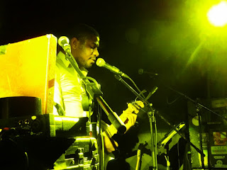 31.10.2015 Berlin - Badehaus Szimpla: Algiers