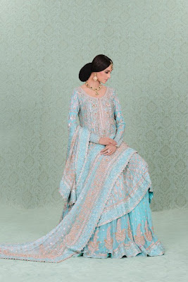 296254 263866726975939 152251118137501 1023720 1080367 n New Bridal Collection by Umar Sayeed
