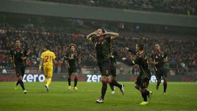 Belgium 2 - 1 Romania (2)