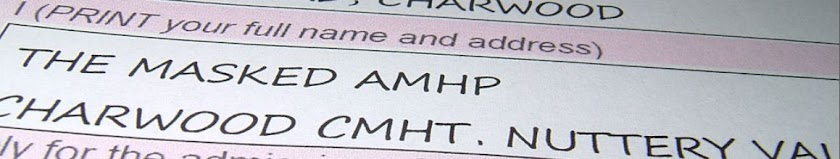 The Masked AMHP