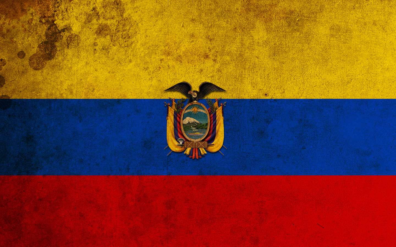 Flag of ecuador coloring page for Ecuador flag coloring page