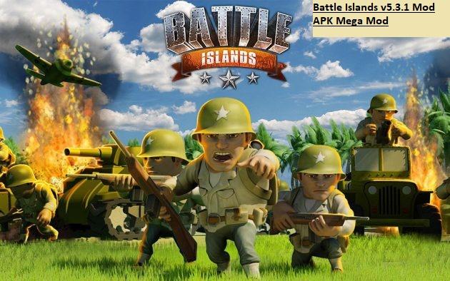 Battle Islands v5.3.1 Mod APK Mega Mod