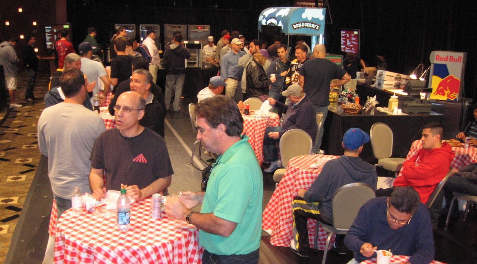 Borgata Poker Room Live Report