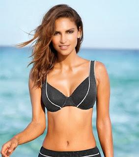 sujetador bikini aros y cazuela