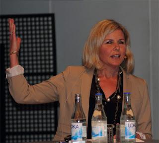 Åsa Jackson, personalansvarig för ABB Sverige