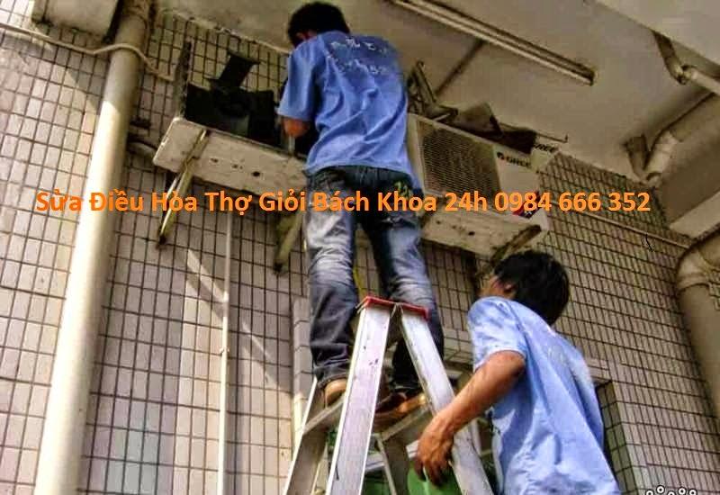 Địa chỉ sửa điều hòa các quận huyện Hà Nội