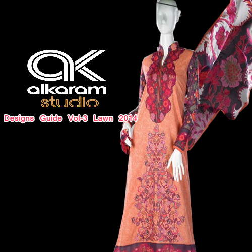 Al-karam Vol-3 Lawn 2014