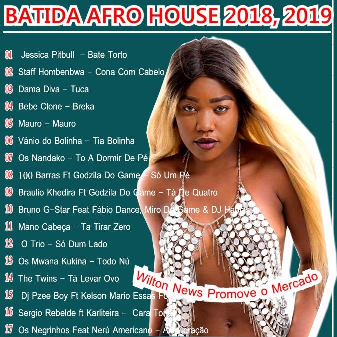 Batida Afro house 2018,2019