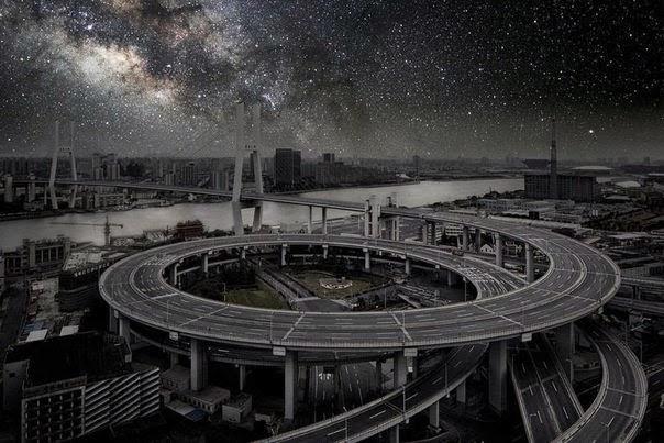 Большие города