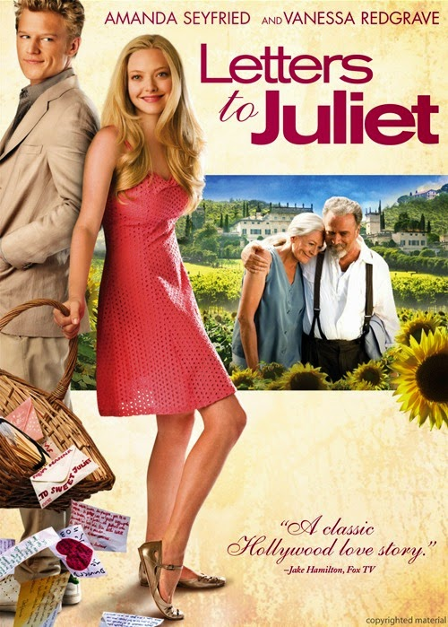 Letters to Juliet Movie 2010 Review