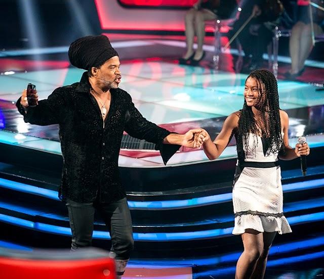 Ubiratanense Malu Cavalcanti foi aprovada neste domingo no The Voice Kids, um orgulho para região