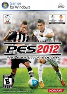 PC - Pro Evolution Soccer 2012
