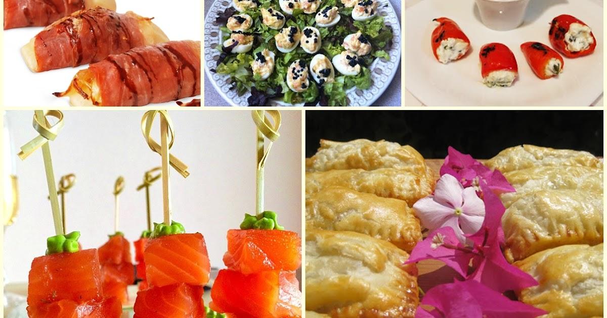 Recetas y a cocinar se ha dicho aperitivos frios para - Que cocinar para una fiesta ...