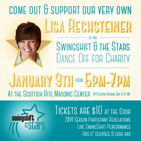 Swingshift and The Stars Dance Off For Charity