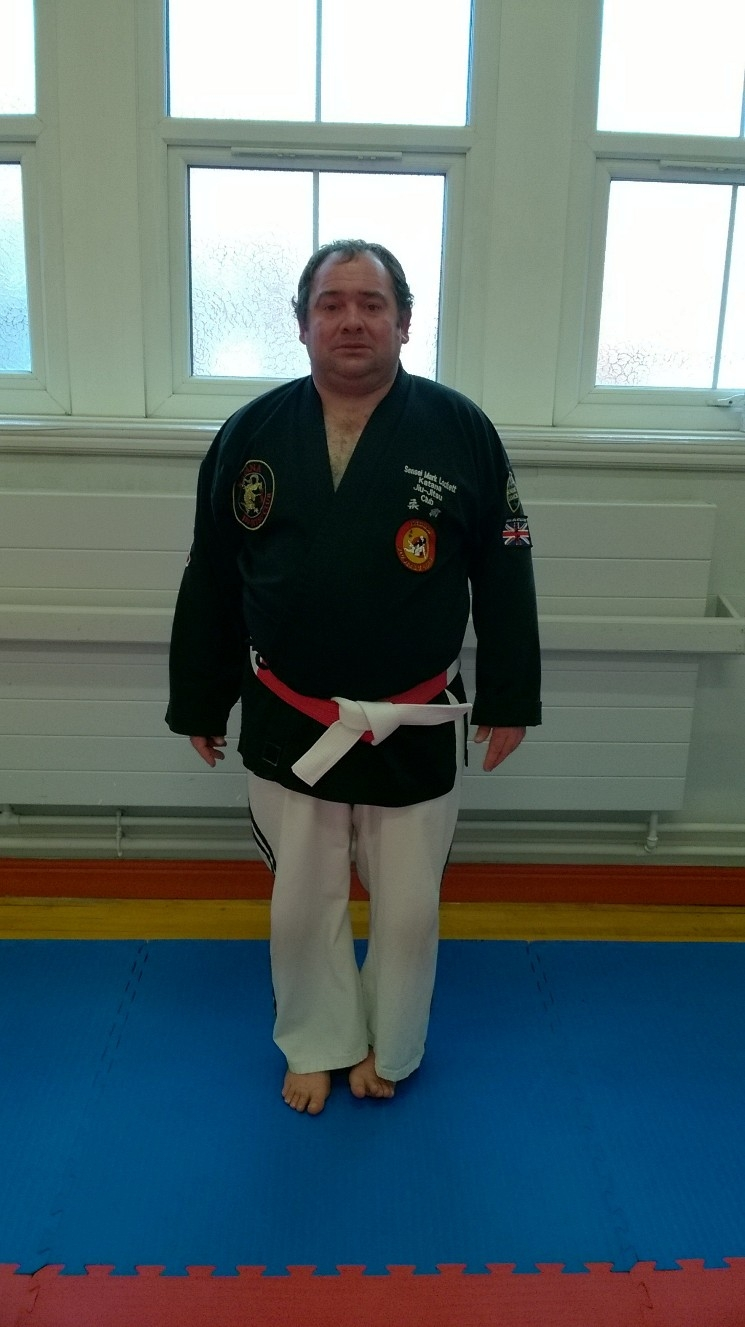 Sensei Mark Lockett